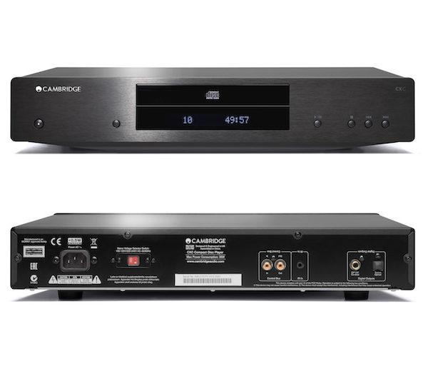 Cambridge Audio CXC CD-Player - schwarz