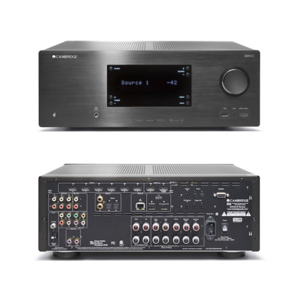 Cambridge Audio CXR120 AV-Receiver - schwarz