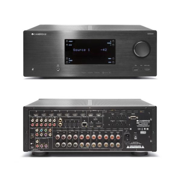 Cambridge Audio CXR200 AV-Receiver - schwarz