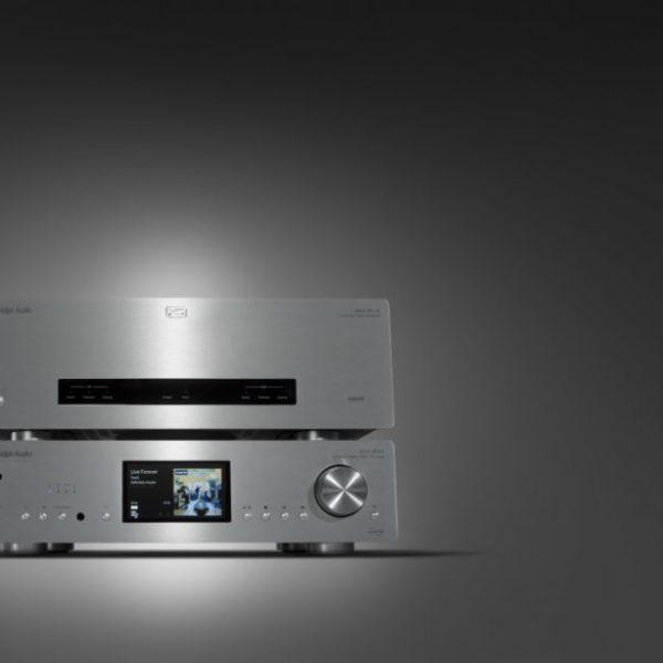 Cambridge Audio Azur 851W Endstufe mit 851N Netzwerkplayer - schwarz (Beispielabbildung)
