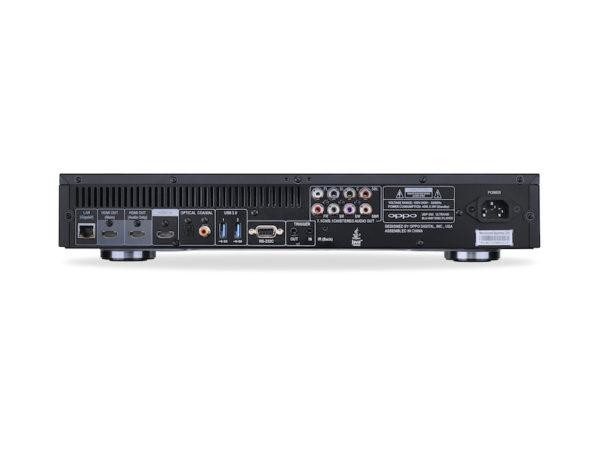OPPO UDP-203 Blu-ray Player - Anschlüsse