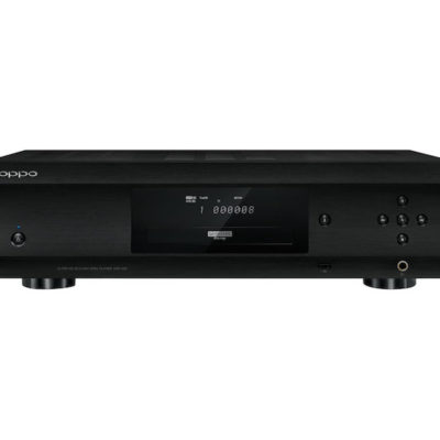 OPPO UDP-205 4K Ultra HD Blu-ray Player