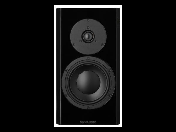 Dynaudio Focus 20 XD - Klavierlack schwarz (Front)