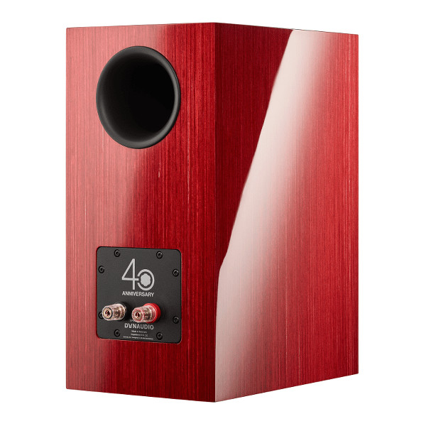 Dynaudio Special Forty - Red Birch (Rückseite)