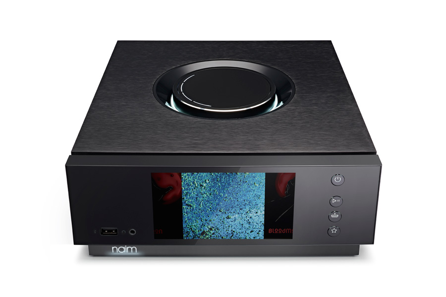 Naim Uniti Atom - All-in-One-Player