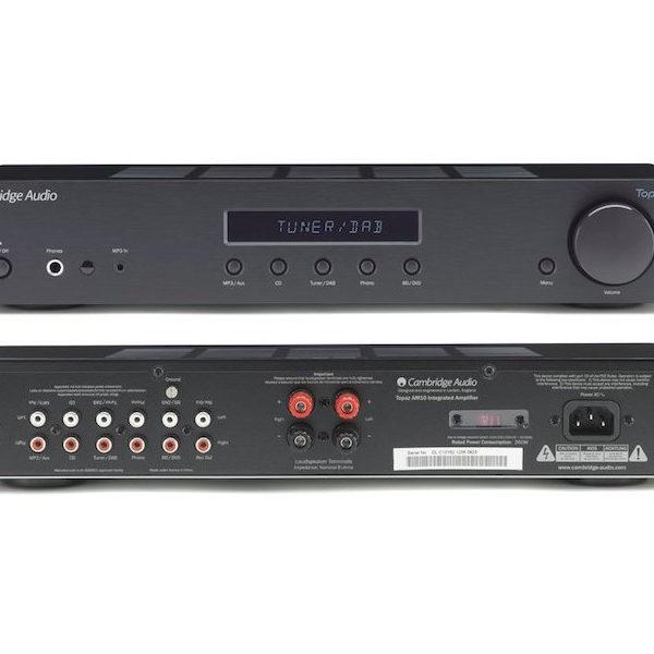 Cambridge Audio Topaz AM10