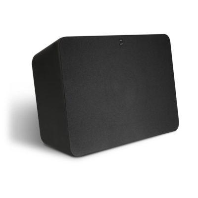Bluesound Pulse Sub - schwarz mit Abdeckung