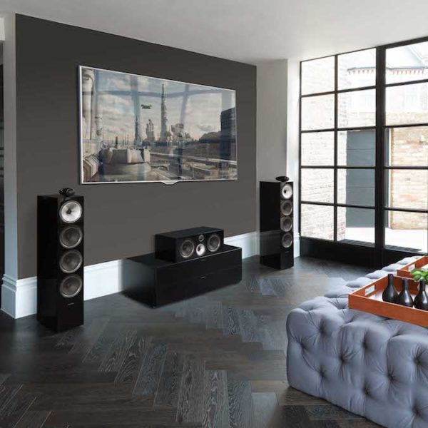 Bowers & Wilkins 702 S2 (Lifestyle)