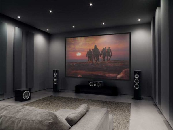 Bowers & Wilkins 703 S2 - (Lifestyle)