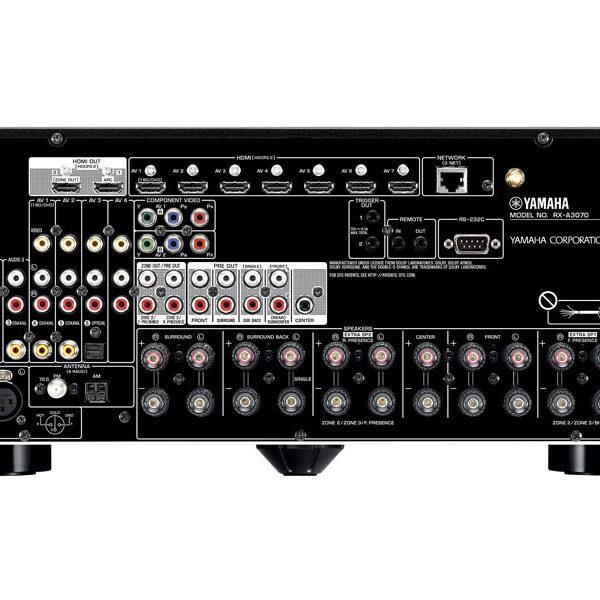 Yamaha MusicCast RX-A3070