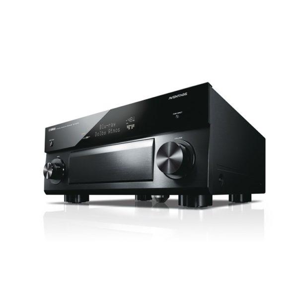 Yamaha MusicCast RX-A3070 (AV-Receiver) - Schwarz
