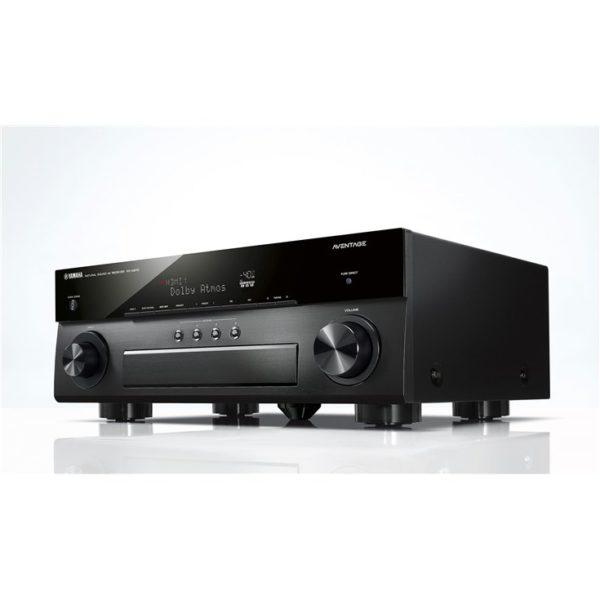 Yamaha MusicCast RX-A870 (AV-Receiver) - Schwarz