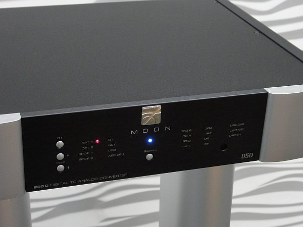 Moon Neo 280D (DSD, MiND)