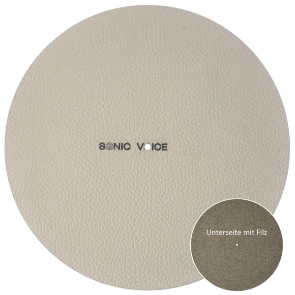 Sonic Voice - Turntable Mat