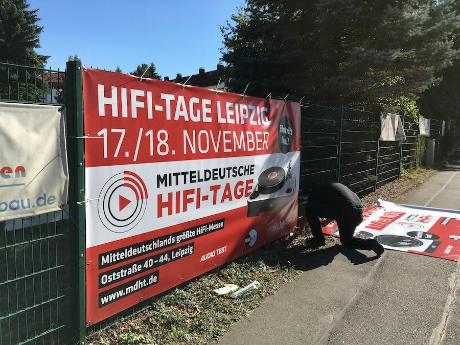 MDHT 2018 - Plakatwerbung