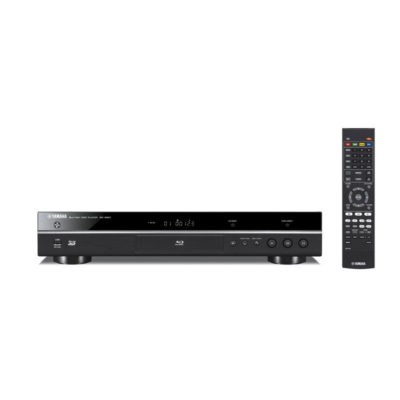 Yamaha BD-S681 (Blu-ray Player) - schwarz