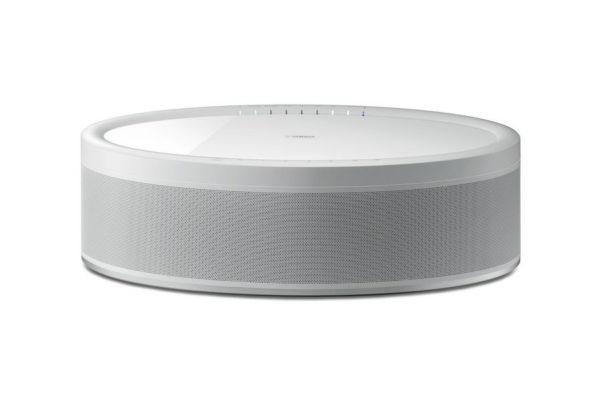 Yamaha MusicCast 50 (WX-051) - Wireless Lautsprecher (weiß)