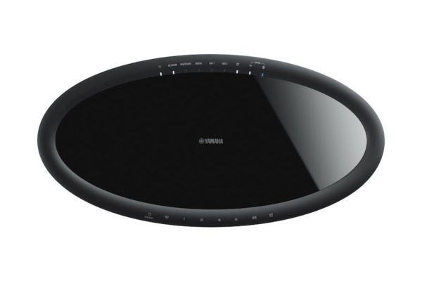Yamaha MusicCast 50 (WX-051) - Wireless Lautsprecher (schwarz)