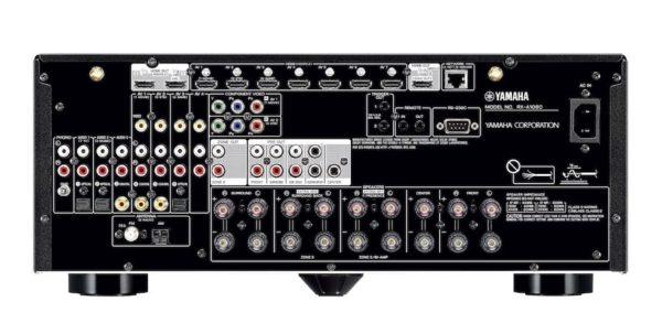 Yamaha MusicCast RX-A1080 - AV-Receiver
