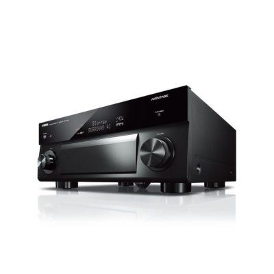 Yamaha MusicCast RX-A1080 - AV-Receiver (schwarz)