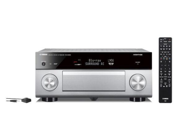 Yamaha MusicCast RX-A2080 - AV-Receiver