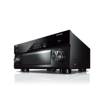 Yamaha MusicCast RX-A2080 - AV-Receiver (schwarz)
