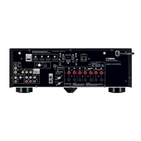 Yamaha MusicCast RX-A680 - AV-Receiver (Anschlüsse)