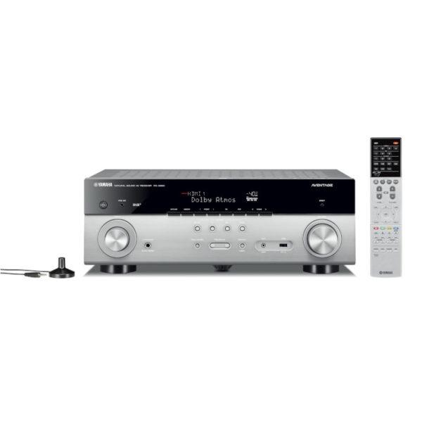 Yamaha MusicCast RX-A680 - AV-Receiver (titan)