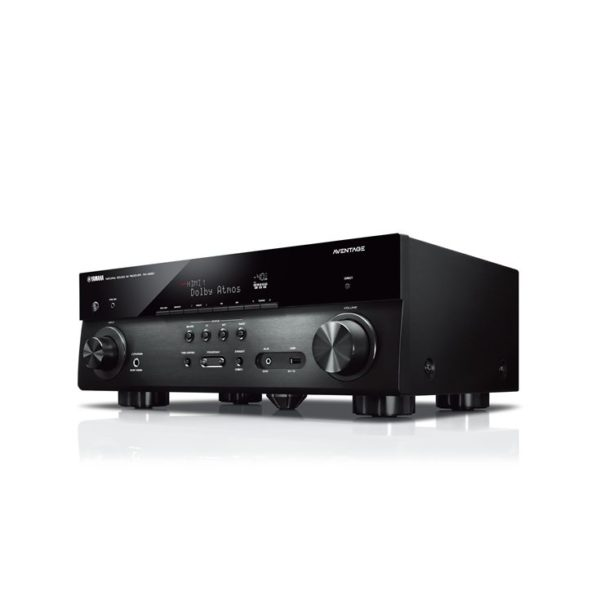 Yamaha MusicCast RX-A680 - AV-Receiver