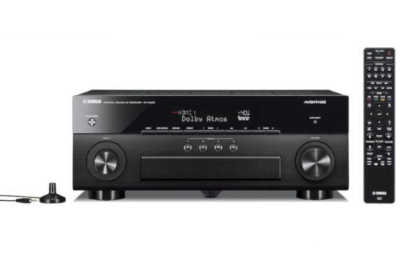 Yamaha MusicCast RX-A880 - AV-Receiver
