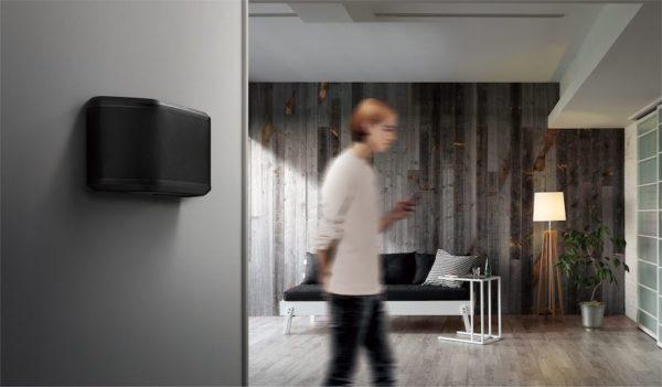 Yamaha WX-030 - Wireless Lautsprecher (schwarz)