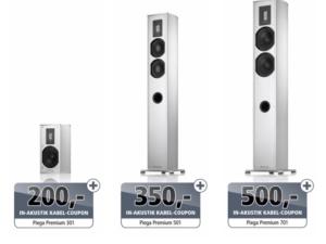 AKTION: in-akustik Kabel-Coupon – sichern Sie sich bis zu EUR 500,00!