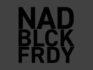 AKTION: NAD Black Friday Deals