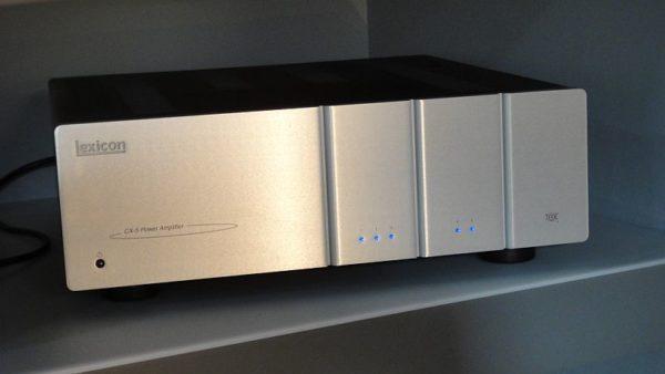 Lexicon CX-5 - Endstufe, aus unserer Ausstellung (Kundenauftrag)