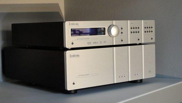 Lexicon MC-8 - AV-Gerät, Vorverstärker, aus unserer Ausstellung (im Kundenauftrag) - Beispielabb. mit Lexicon CX-5