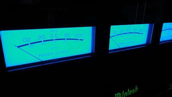 McIntosh MC 205 - Mehrkanal-Endstufe