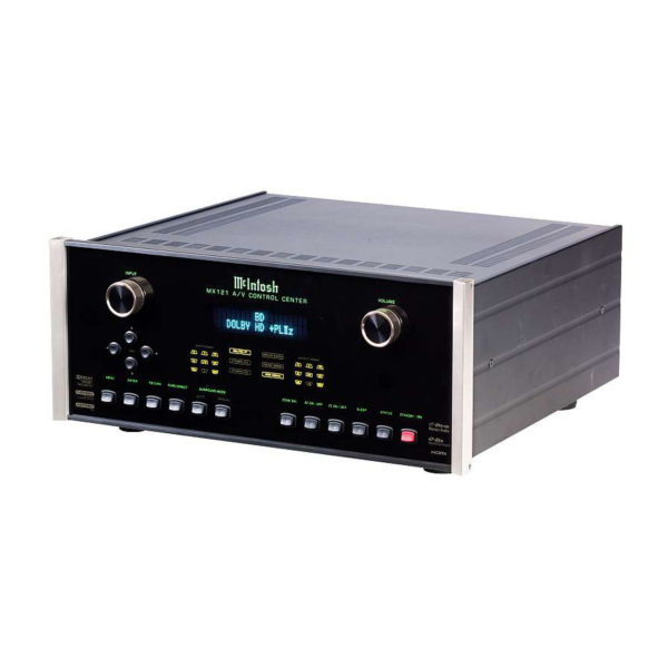 McIntosh MX 121 A/V - AV-Receiver
