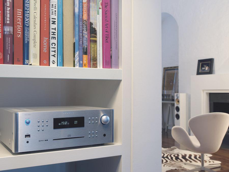 ROTEL RCX-1500 - Stereo-Receiver (Lifestyle, Beispielabbildung)