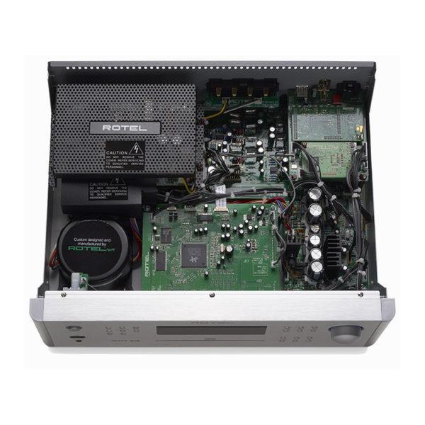 ROTEL RCX-1500 - Stereo-Receiver (Innenleben)