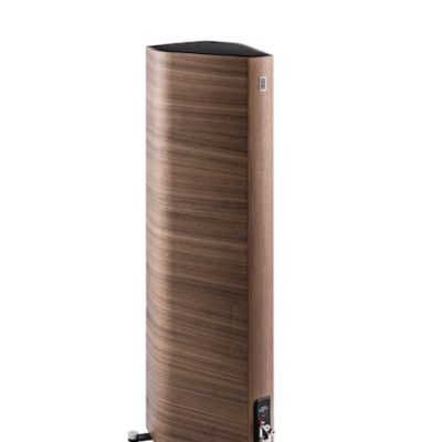 Sonus faber Sonetto V - Standlautsprecher, in Walnuss Furnier / Echtholz
