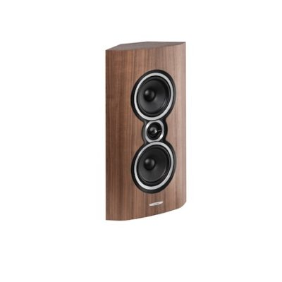 Sonus faber Sonetto Wall - Wandlautsprecher, in Walnuss Furnier / Echtholz