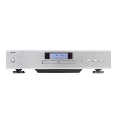 ROTEL CD11 - CD-Player (silber)