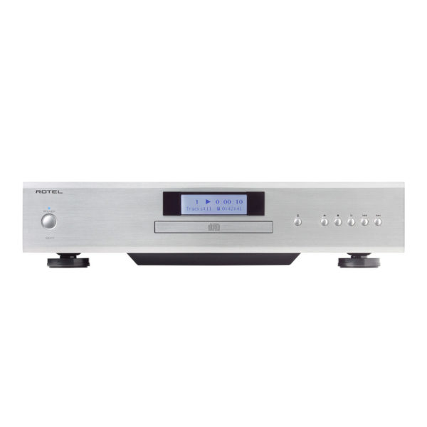ROTEL CD11 - CD-Player (silber)