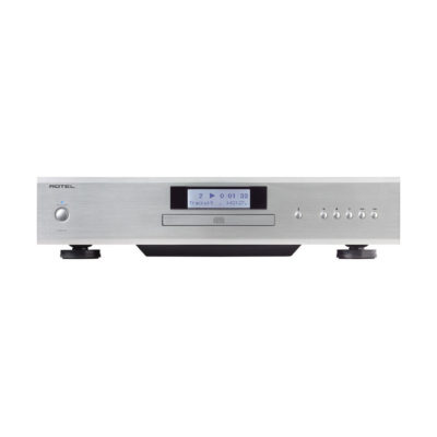 ROTEL CD14 - CD-Player (silber)