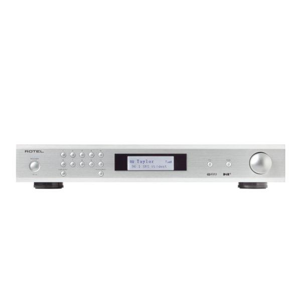 ROTEL T11 - FM/AM-Tuner (silber)