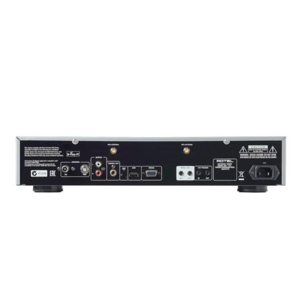 ROTEL T14 - FM/AM-Tuner / Streamer (Rückseite)