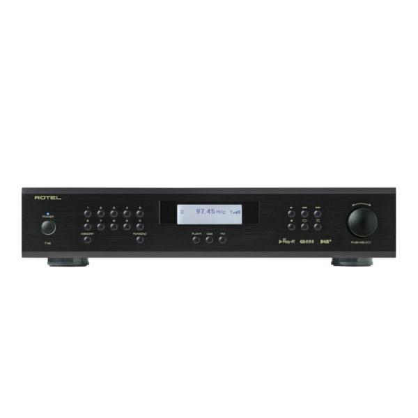 ROTEL T14 - FM/AM-Tuner / Streamer (schwarz)