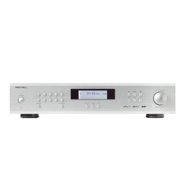 ROTEL T14 - FM/AM-Tuner / Streamer (silber)