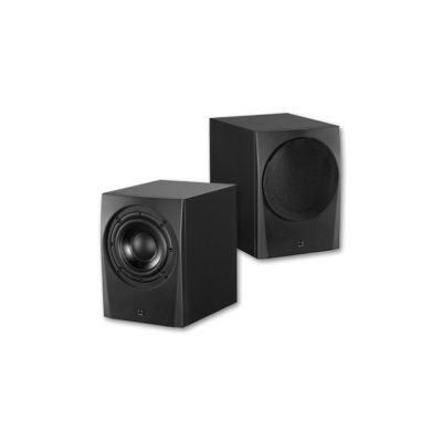 Phonar Veritas AS180 - Aktiv-Subwoofer in Matt Schwarz (Beipielabbildung)