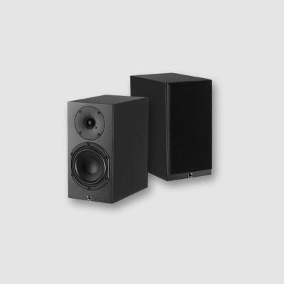 Phonar Veritas M2 Style - Kompaktlautsprecher in Matt Schwarz